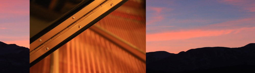 Piano detail