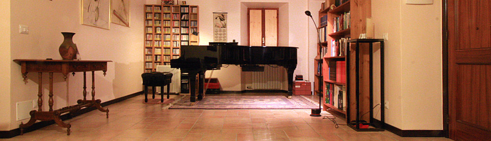 Amateur piano course in Italy